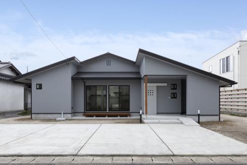 大津新崎町住宅|岩崎建設有限会社